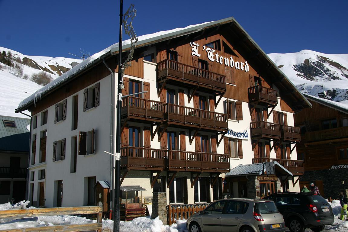 Hotel L'Etendard de Saint Sorlin