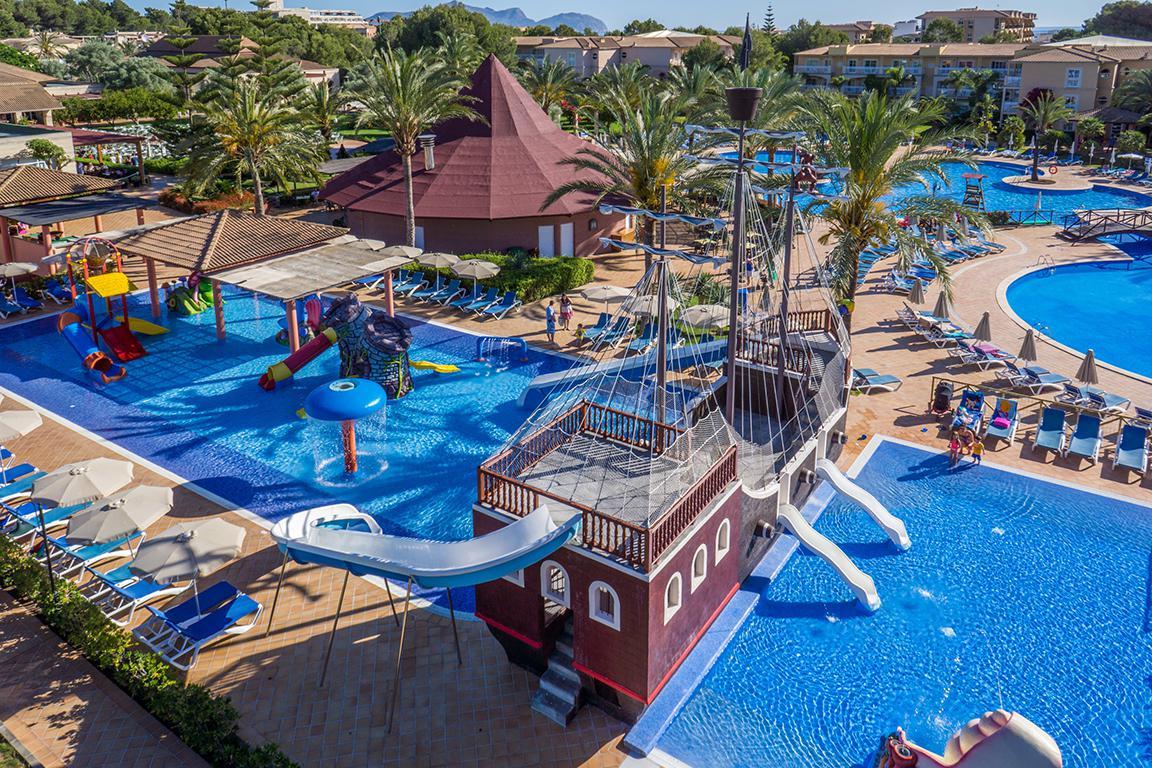 All inclusive vakantie Aparthotel Zafiro Ca'n Picafort (voorheen Viva) - all inclusive in Ca'n Picafort (Mallorca, Spanje)