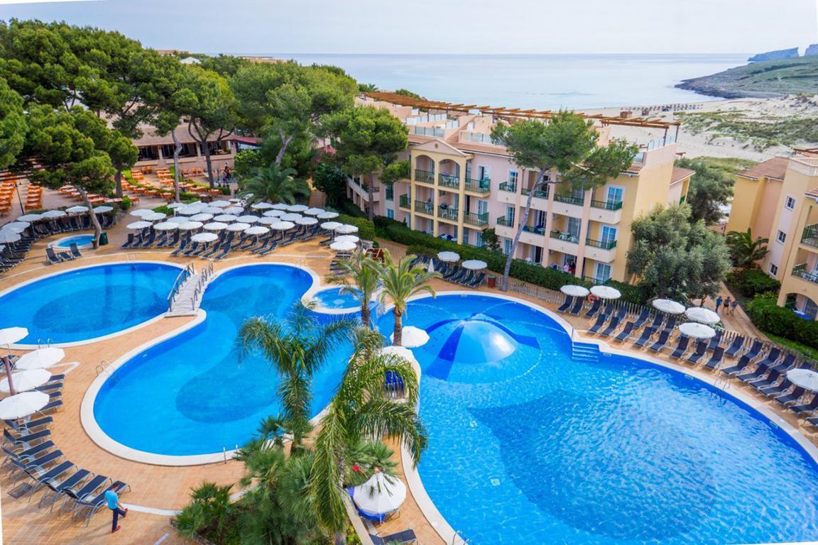 All inclusive vakantie Aparthotel Zafiro Cala Mesquida (voorheen Viva) - all inclusive in Cala Mesquida (Mallorca, Spanje)