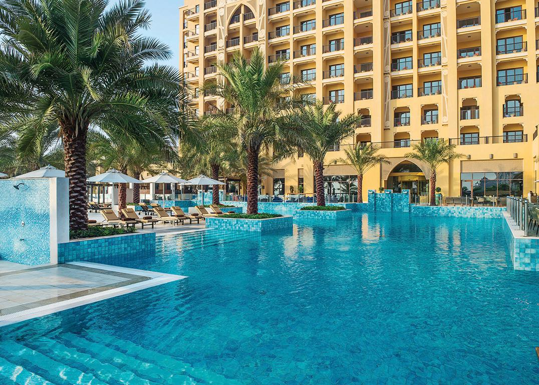 Hotel Double Tree by Hilton Resort & Spa Marjan Island - Ras Al Khaimah