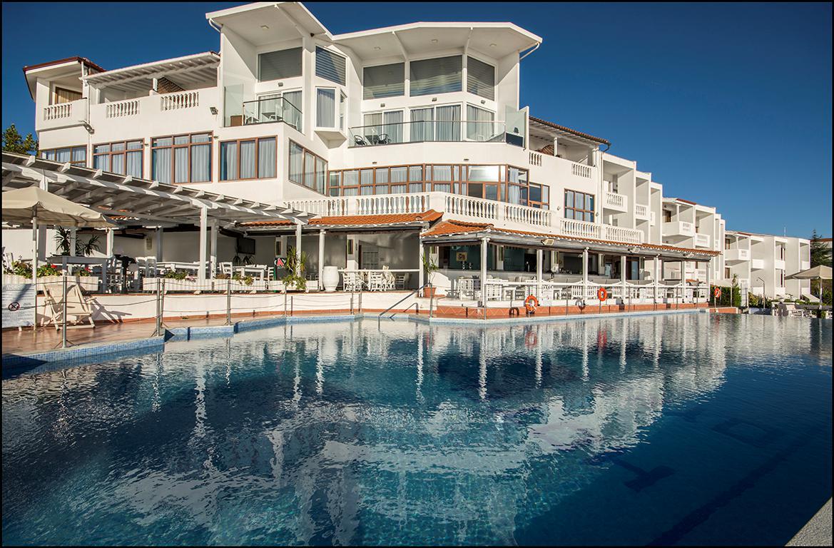 Hotel Akti Ouranoupoli - inclusief huurauto