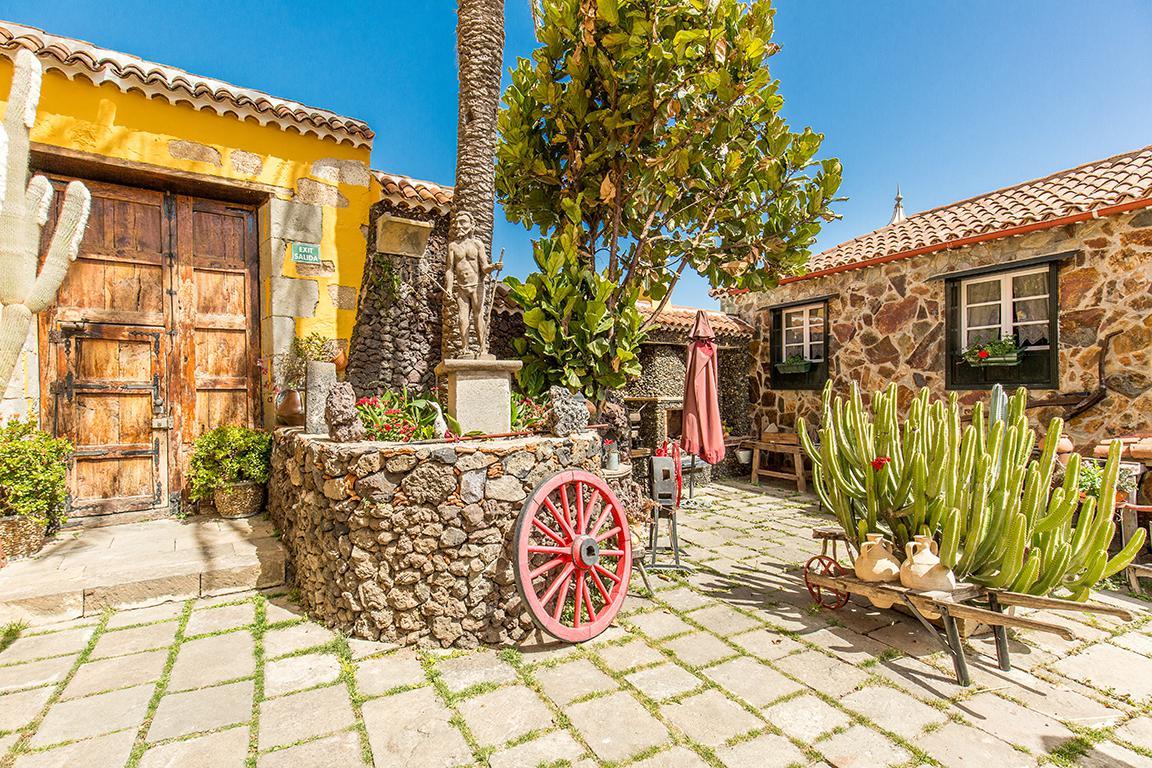Hotel Rural Senderos de Abona - inclusief huurauto