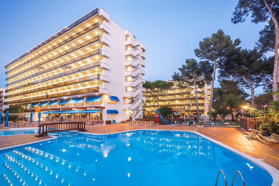 Vakantie Appartementen Marinada in Salou (Costa Dorada, Spanje)