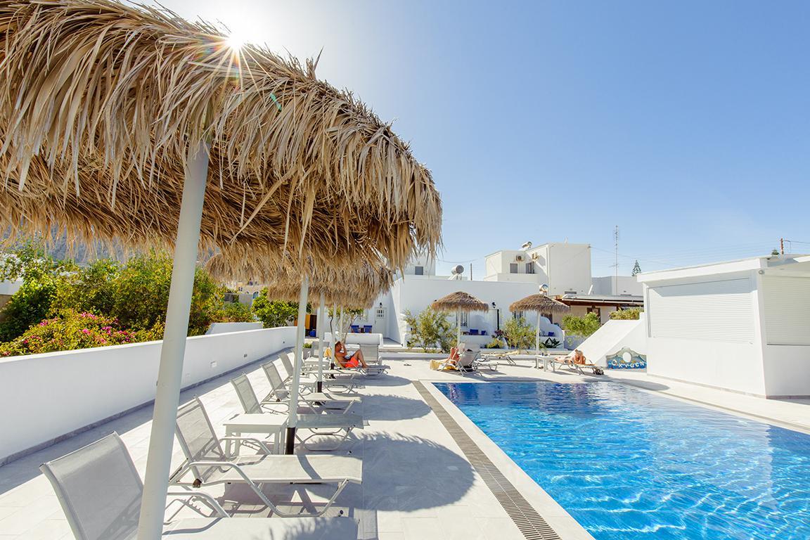 Hotel Oxygen Seaside - Kamari