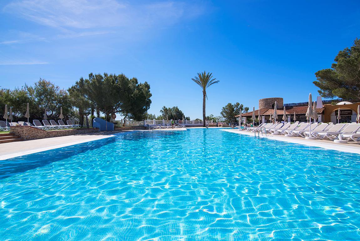 Spanje - Club Azuline Cala Martina Ibiza