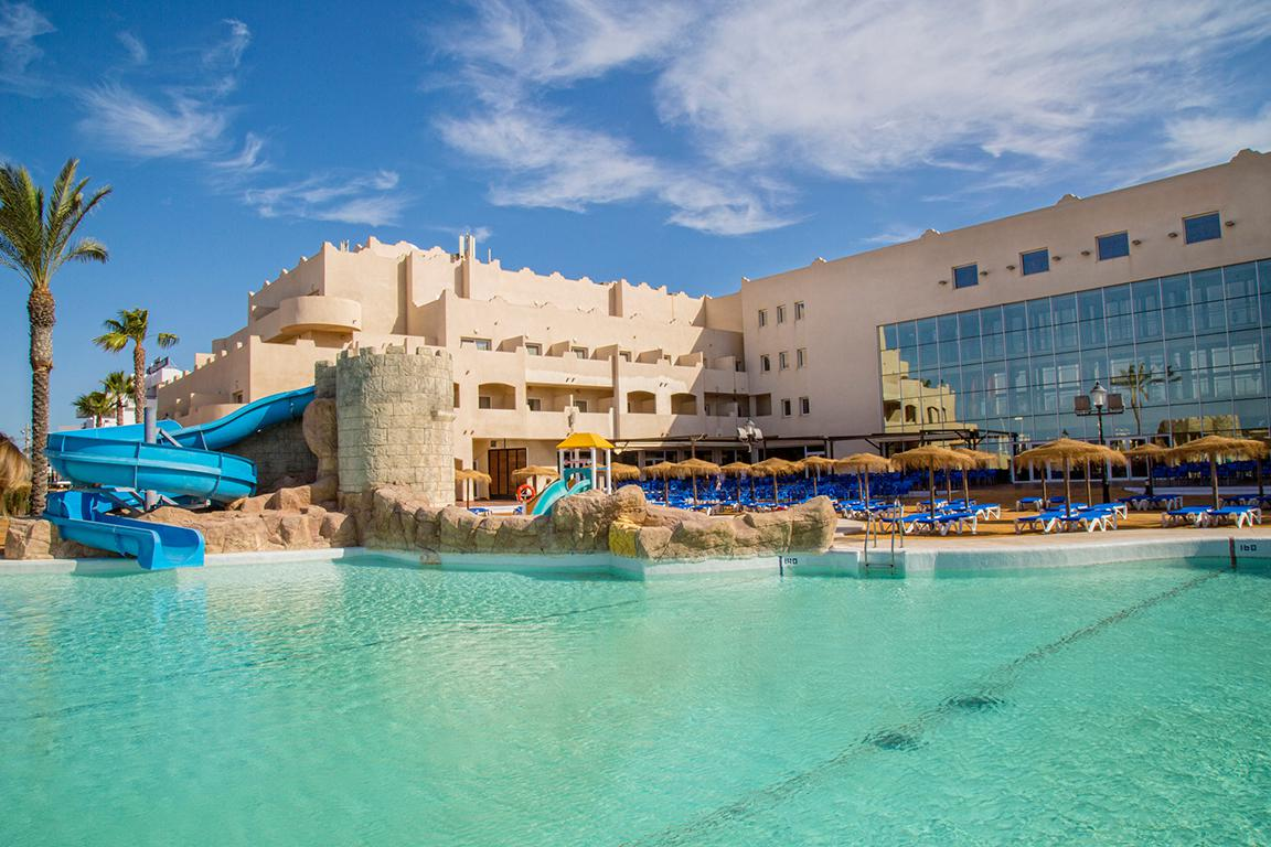 Hotel Cabo de Gata - all inclusive