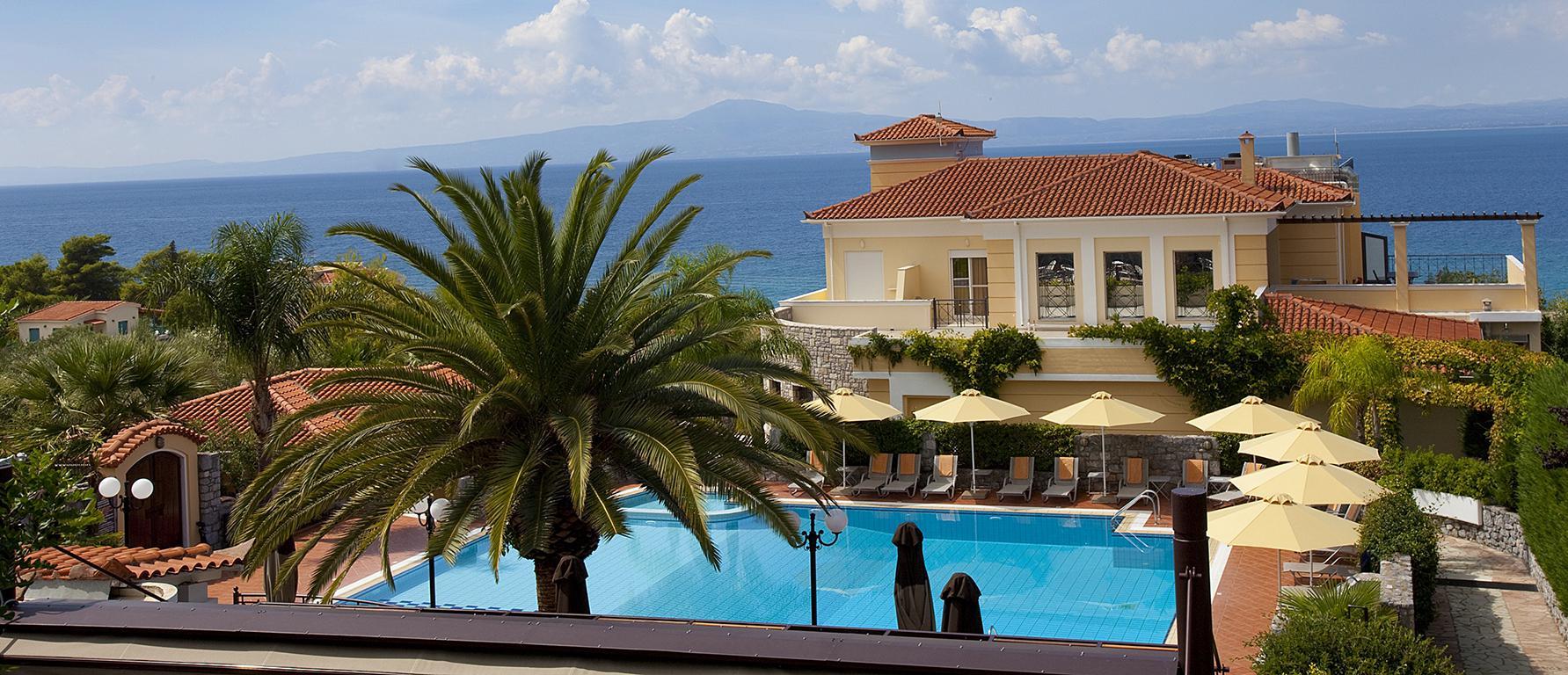 Hotel Akti Taygetos - zomer 2019