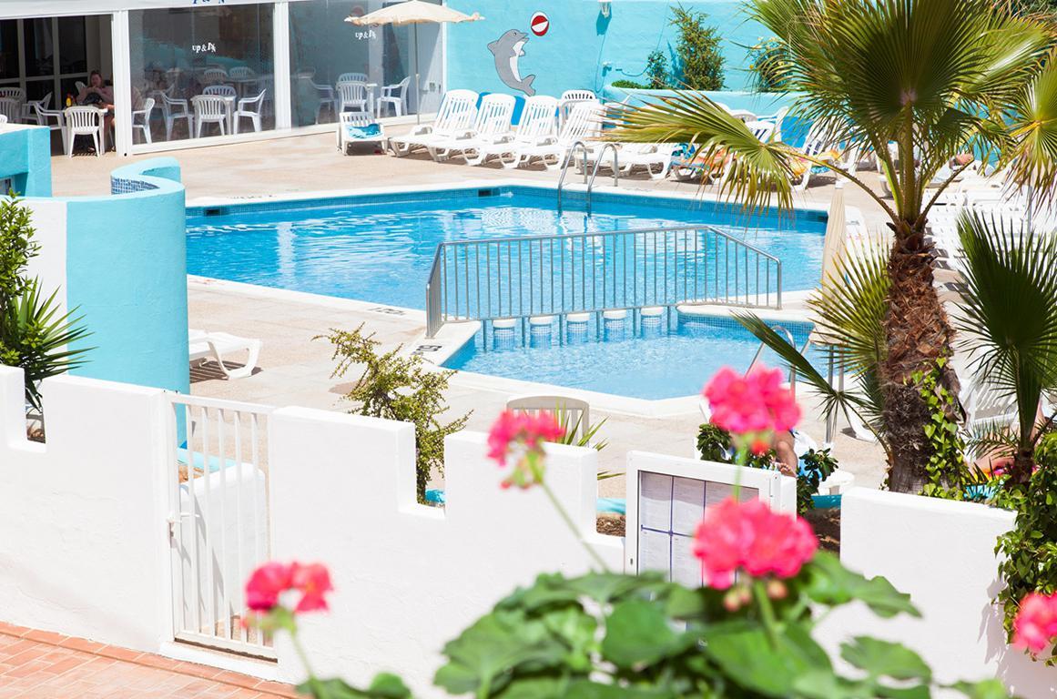 Vakantie Appartementen Oasis Sa Tanca in Cala Llonga (Ibiza, Spanje)