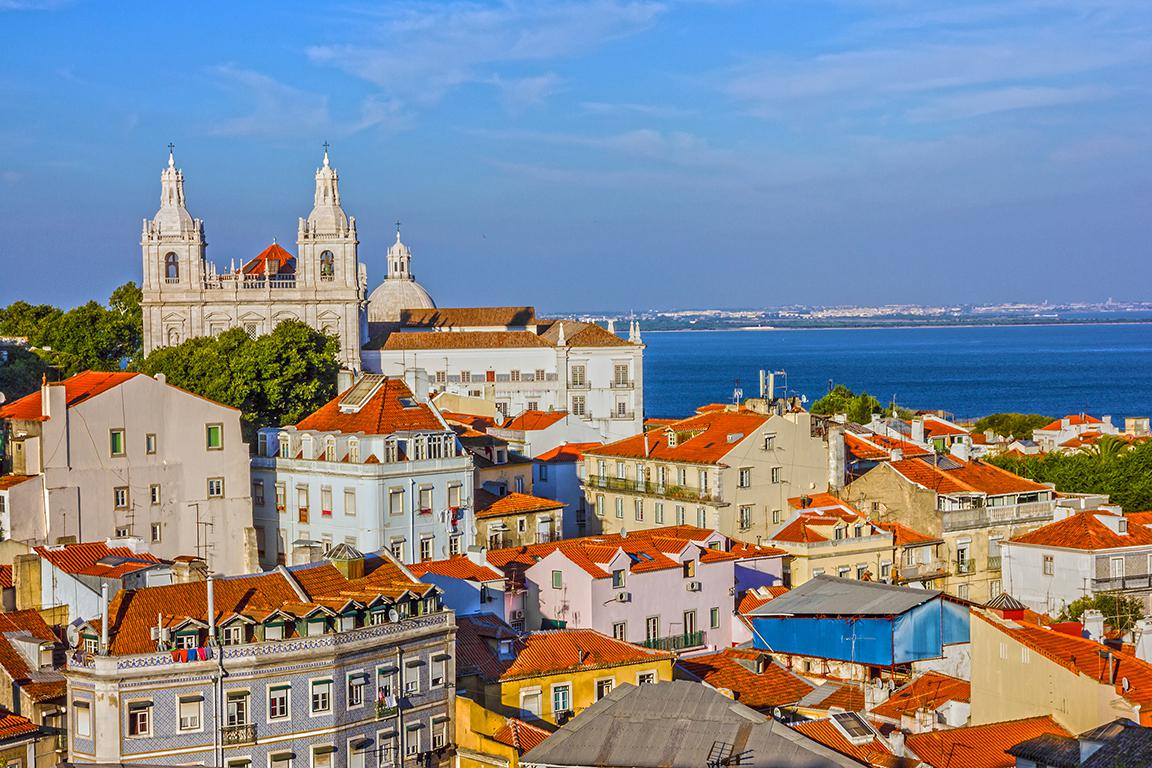Fly & Drive Lissabon 10 dagen - inclusief huurauto