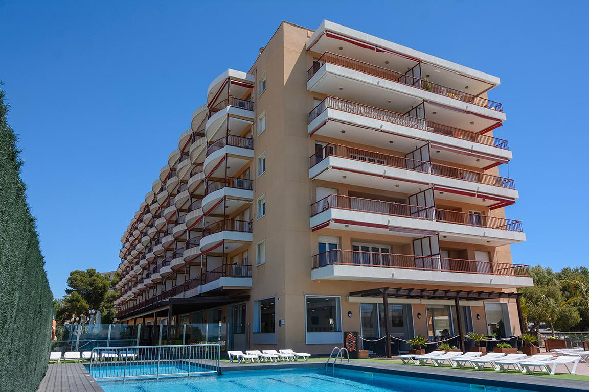 Vakantie Aparthotel Albatros in Salou (Costa Dorada, Spanje)