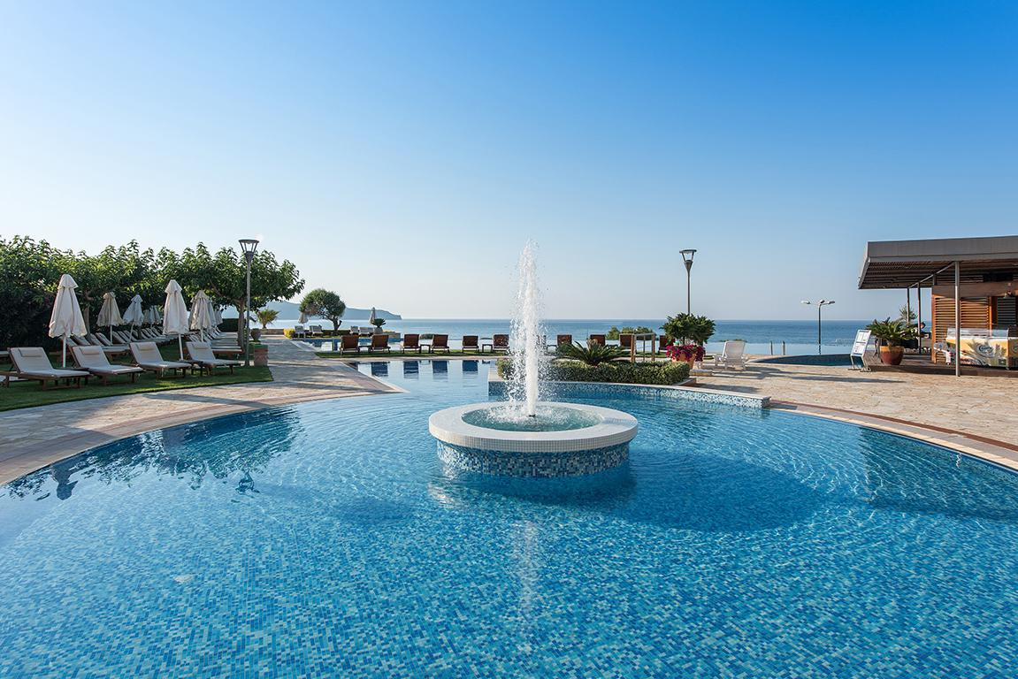 Hotel Cretan Dream Royal - adults only gedeelte