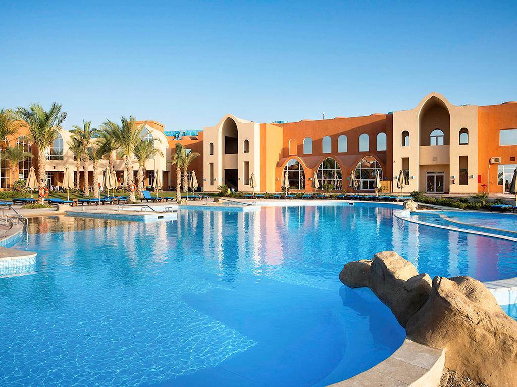 Meer info over Hotel Novotel Resort Marsa Alam  bij Sunweb zomer