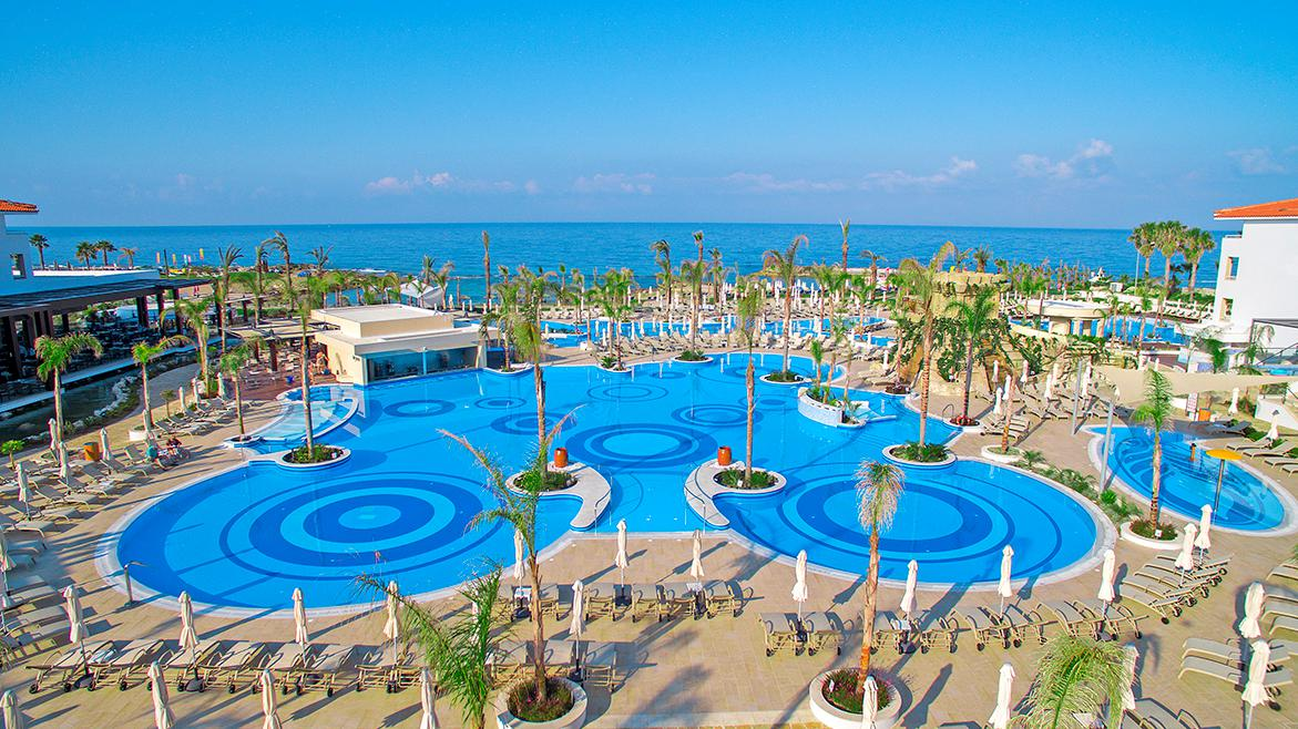 Hotel Olympic Lagoon Resort Paphos All inclusive
