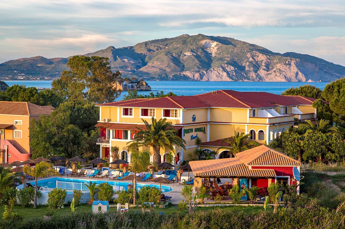 Meer info over Hotel Porto Koukla Beach halfpension  bij Sunweb zomer