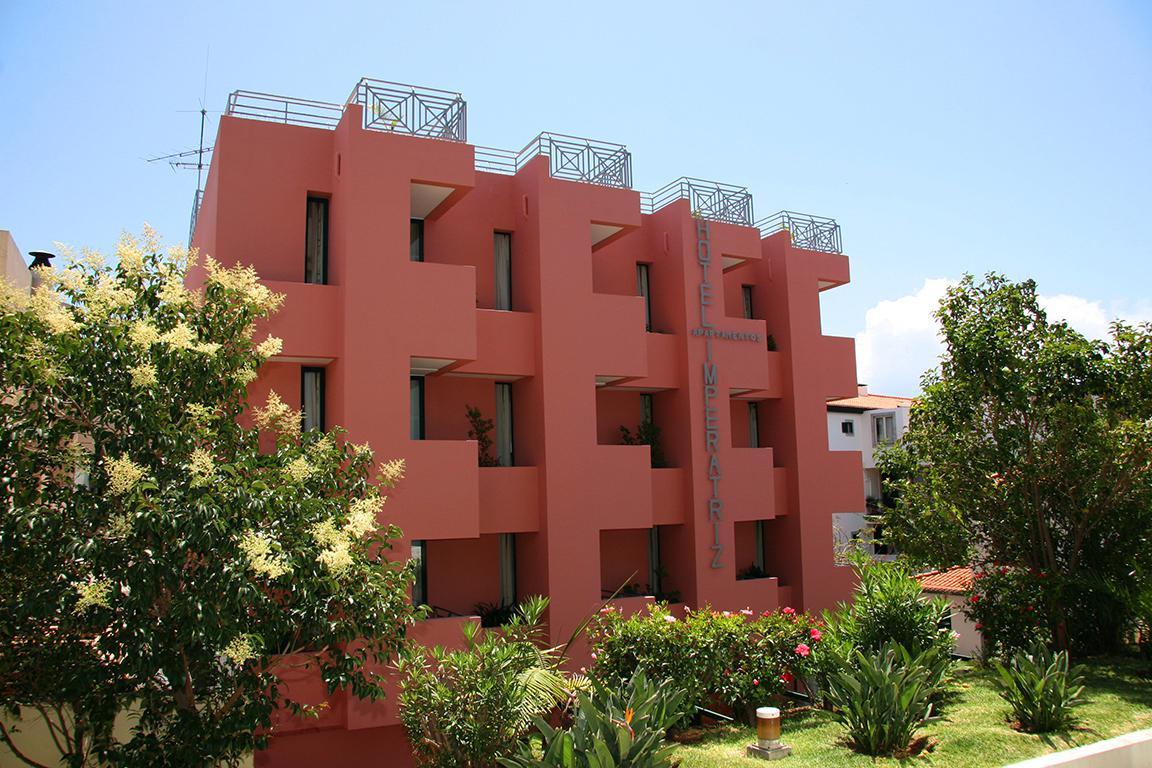 Vakantie Appartementen Imperatriz in Funchal (Madeira, Portugal)