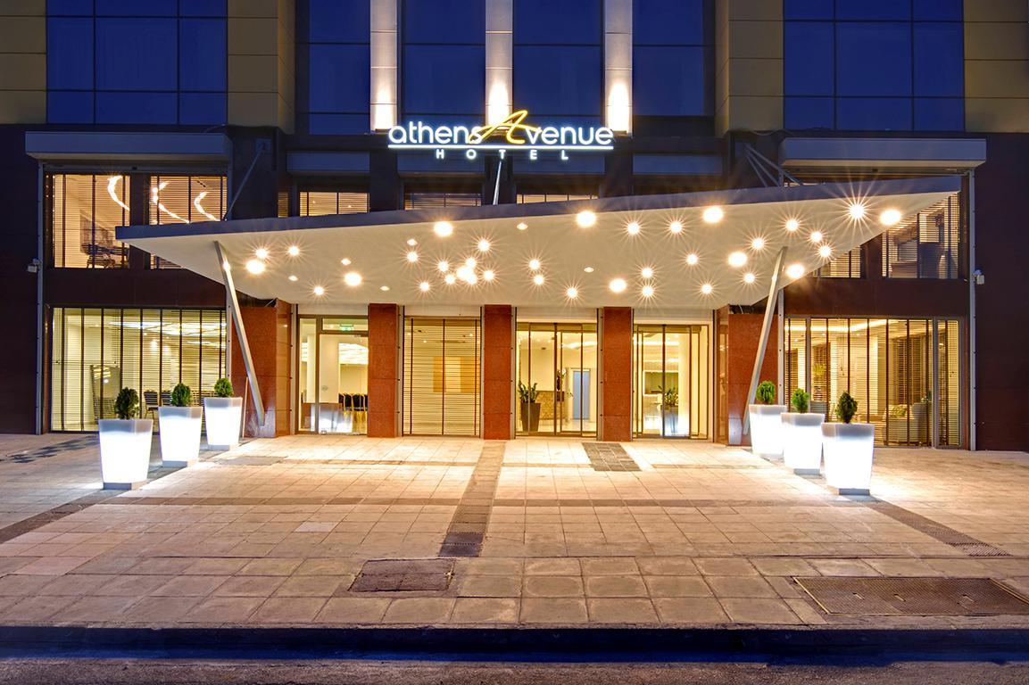 Hotel Athens Avenue
