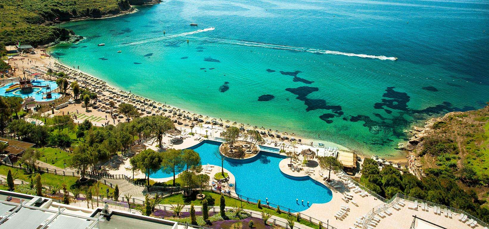 Op Turkije Vakantie bestemming is alles over Egeïsche kust te vinden: waaronder Ozdere en specifiek Xperience Aria Claros Beach & Spa Resort (Xperience-Aria-Claros-Beach--Spa-Resort193873)
