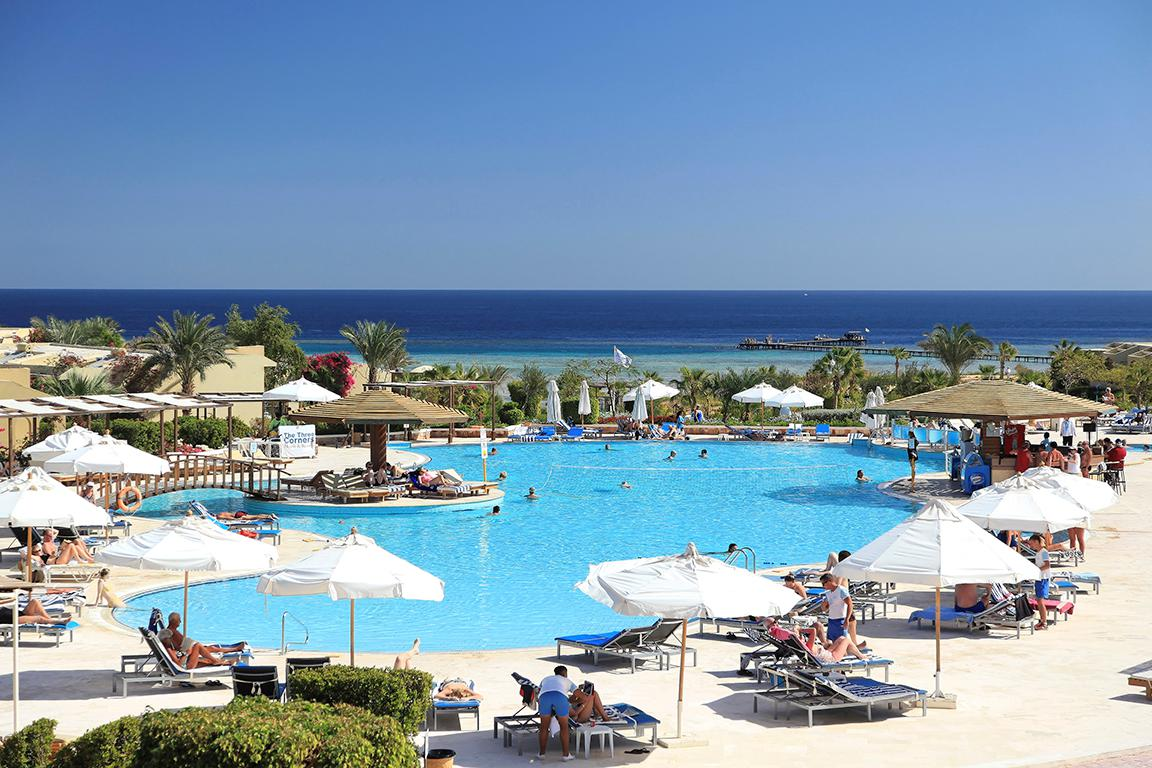 The Three Corners Fayrouz Plaza Beach Resort - Goedkope hotels in Marsa Alam