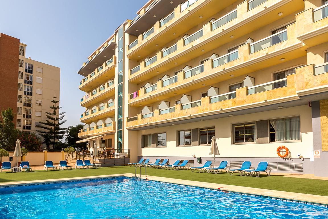 Hotel BQ Andalucia Beach - inclusief huurauto