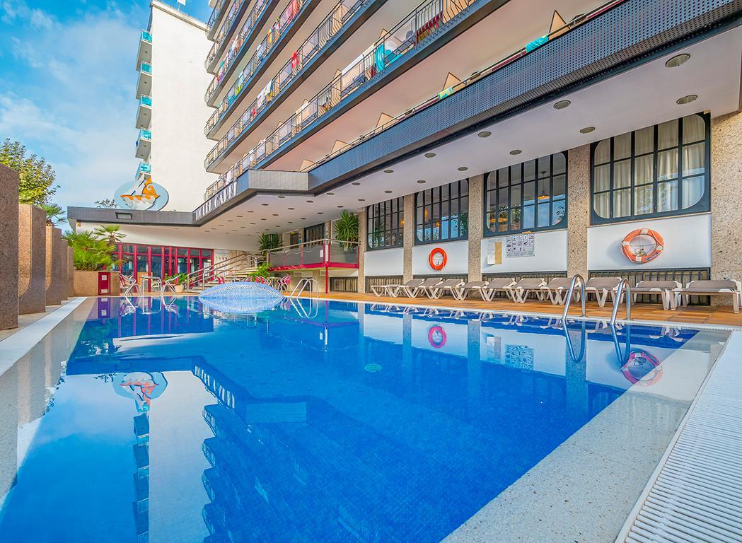 Vakantie Hotel Checkin Garbi in Calella (Costa Brava, Spanje)