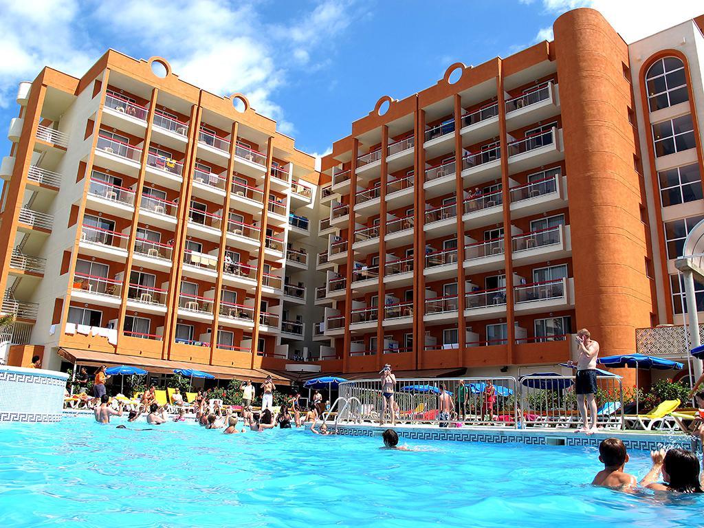 Vakantie Hotel Belvedere in Salou (Costa Dorada, Spanje)
