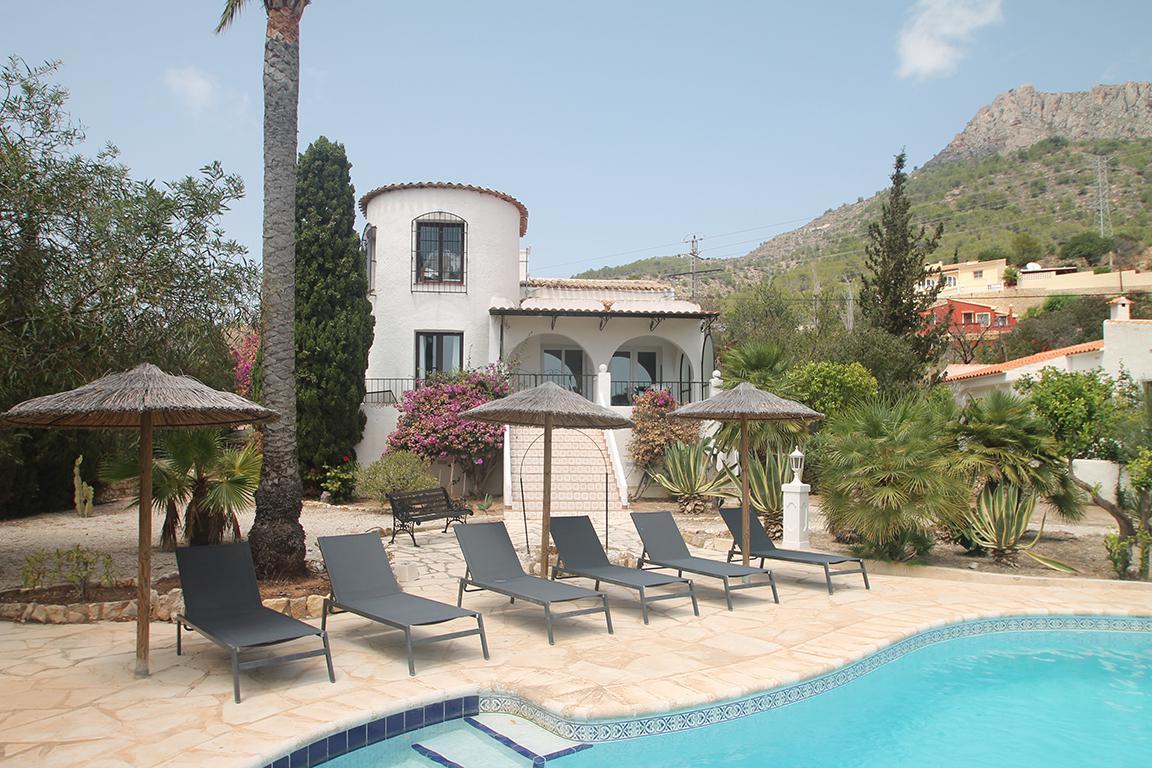 Villa's Sunsea Village met privézwembad - inclusief huurauto