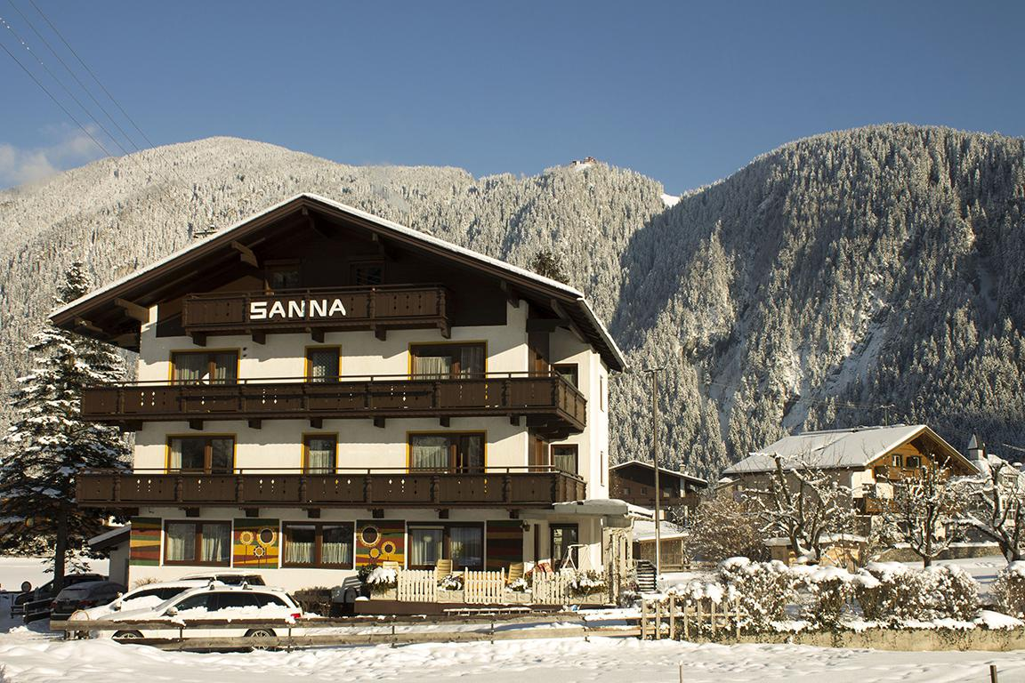 Pension Mayrhofen - Pension Sanna