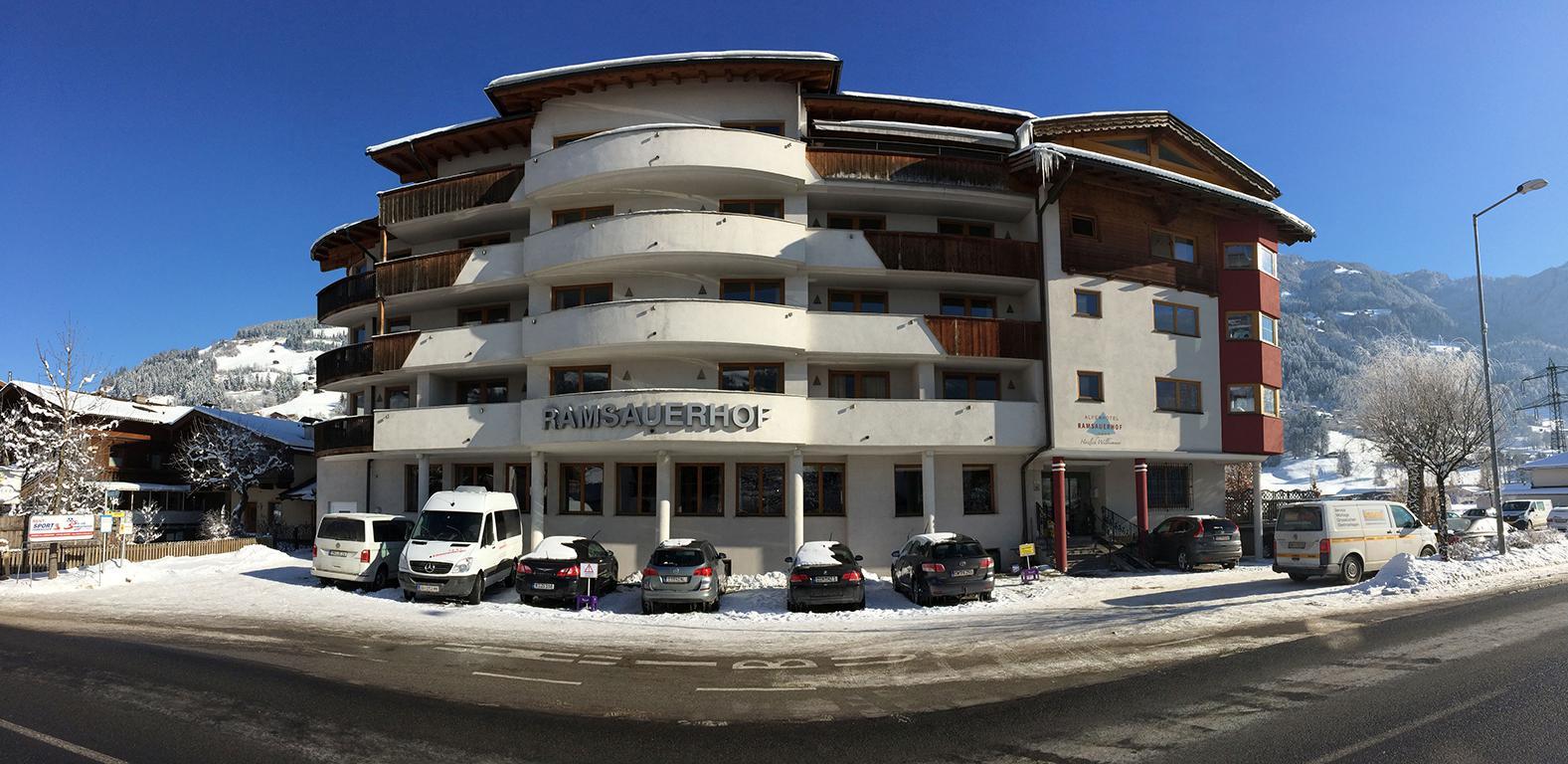 Hotel Ramsauerhof - Kort Verblijf