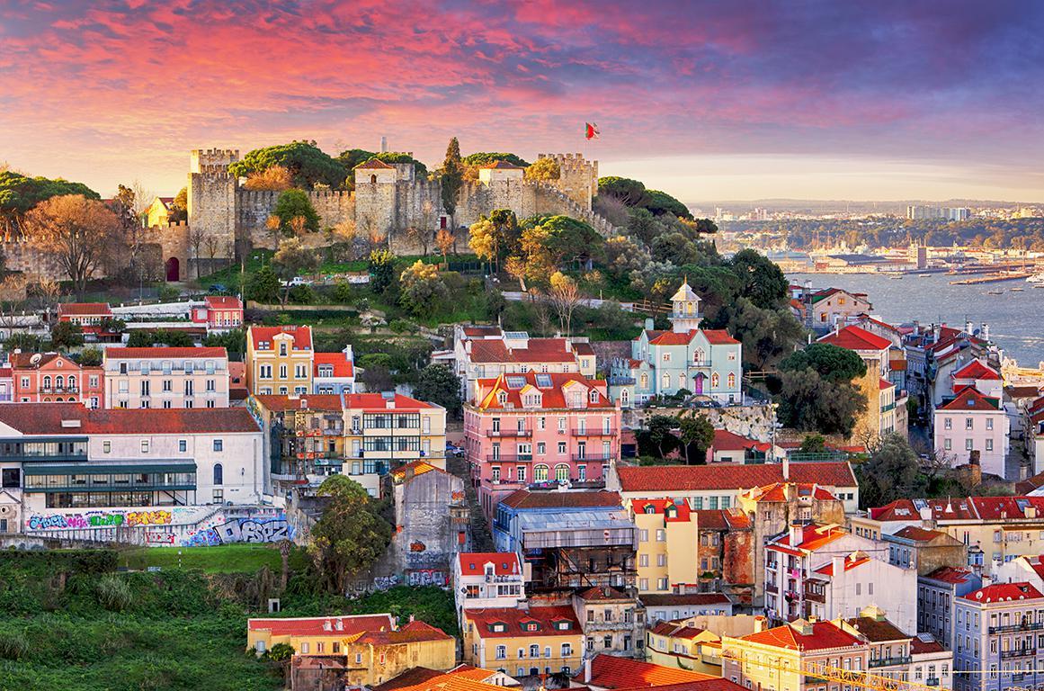 Lissabon & Sintra Citytrip - inclusief trein - 8 dagen
