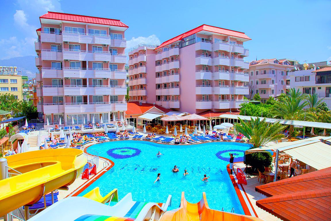 Sfeerimpressie Hotel Kahya - extra voordelig