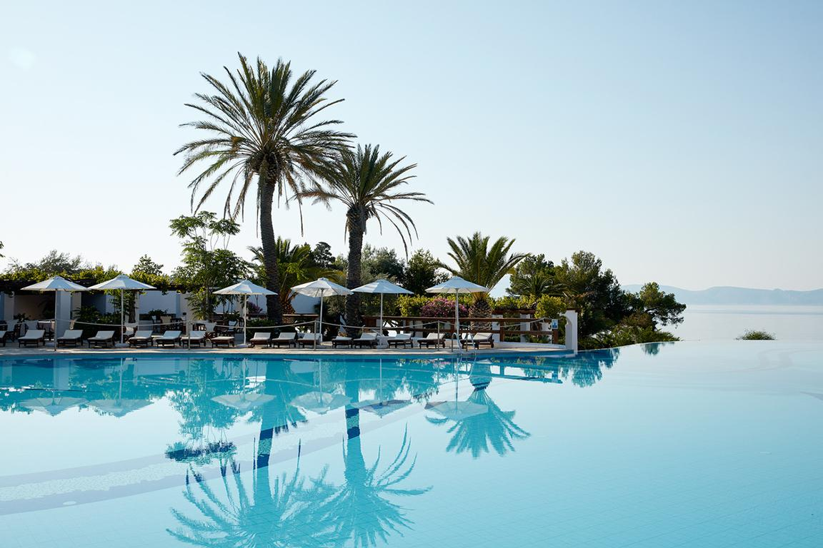 Hotel Barceló Hydra Beach Resort - inclusief huurauto - Thermissia