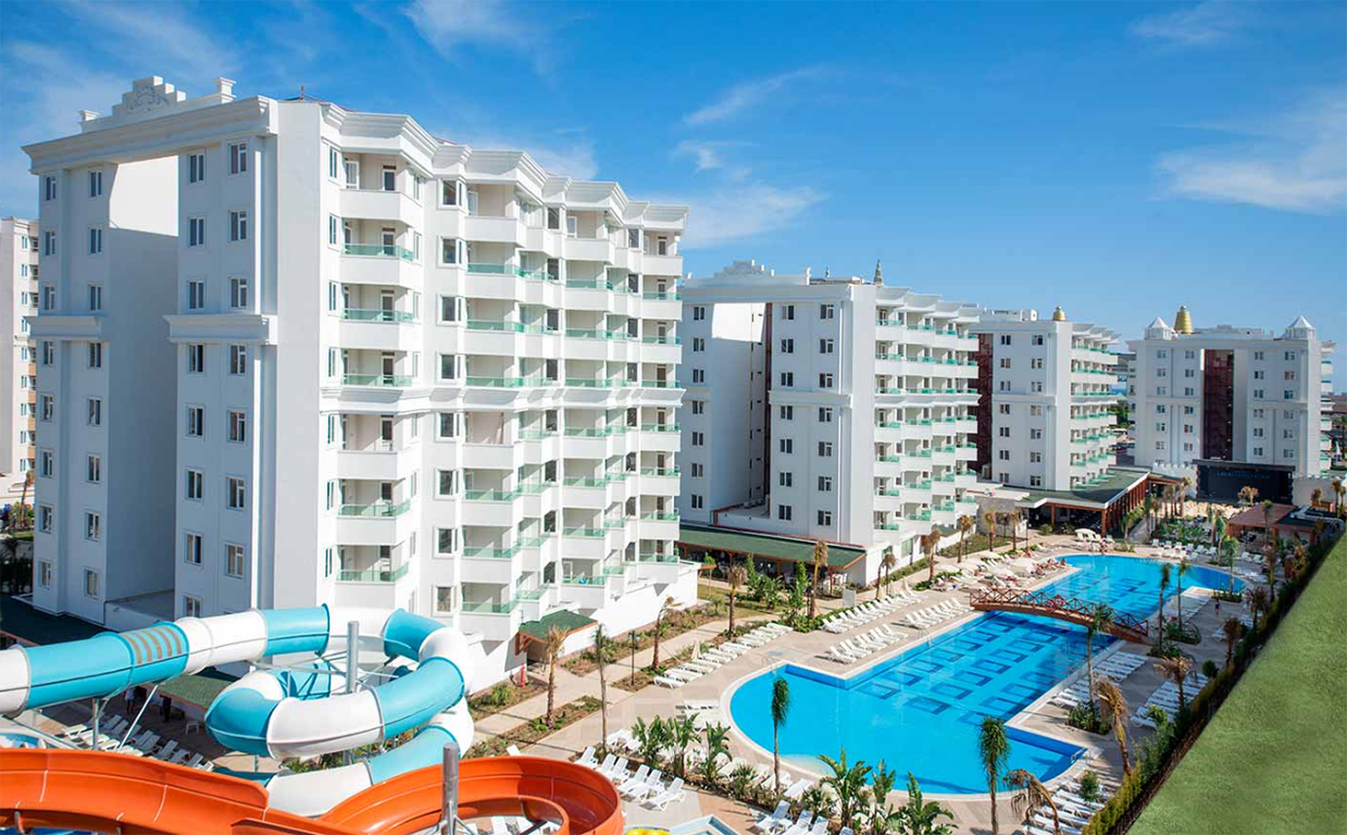 Hotel Lara Family Club - Ultra all-inclusive