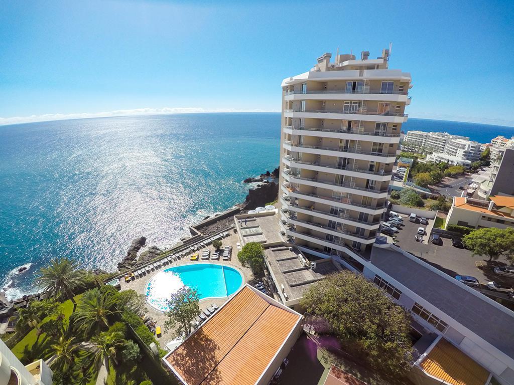 Vakantie Appartementen Duas Torres in Funchal (Madeira, Portugal)