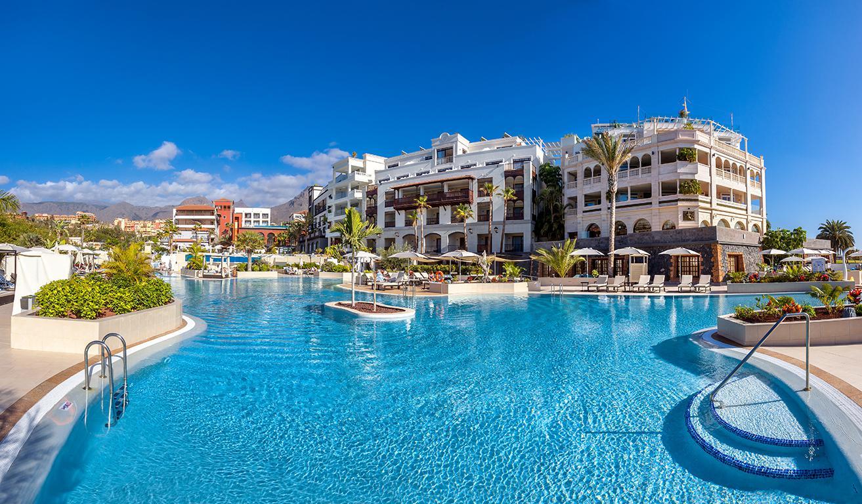 Vakantie Hotel Gran Tacande (voorheen Hotel Dream Gran Tacande) in Costa Adeje (Tenerife, Spanje)