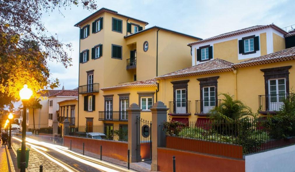 Castanheiro Boutique Hotel - Funchal
