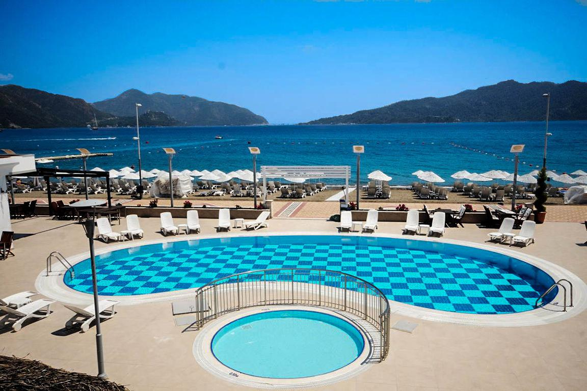 Meer info over Hotel Pasa Garden Beach  bij Sunweb zomer