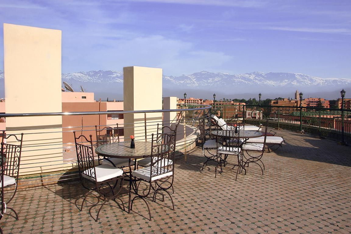 Hotel Dellarosa Suites & Spa - Marrakech