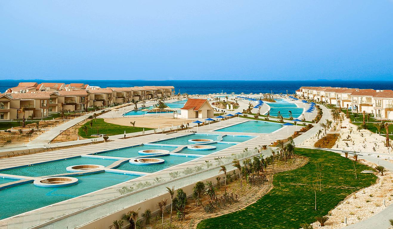Sfeerimpressie Hotel Pickalbatros Sea World - Marsa Alam