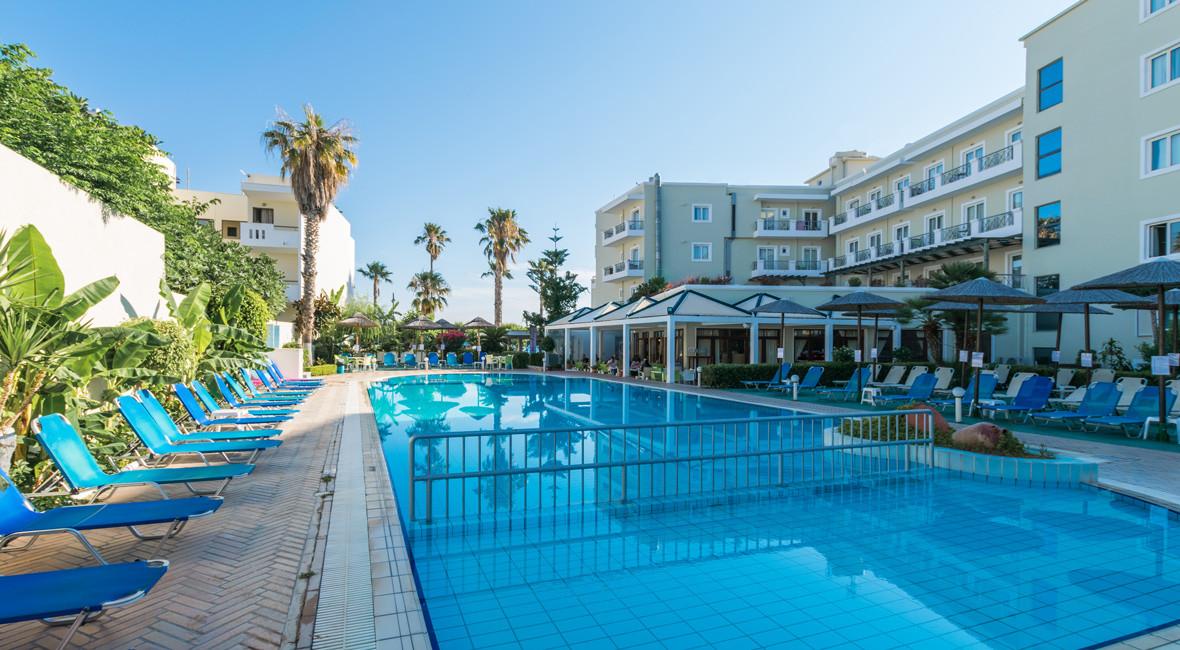 Griekenland - Aparthotel Kos