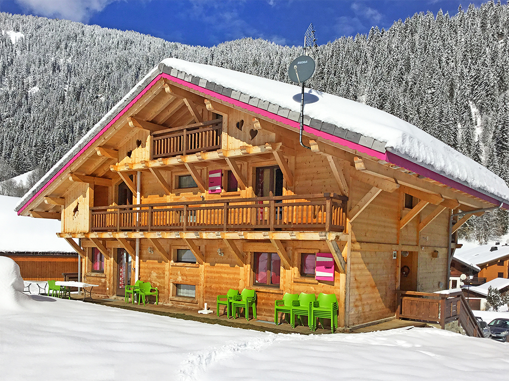 Chalet Chatel CPN01