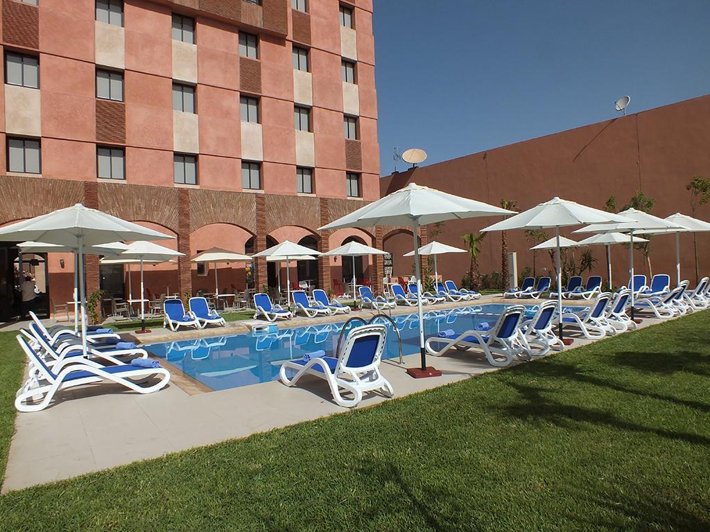 Hotel Relax Marrakech