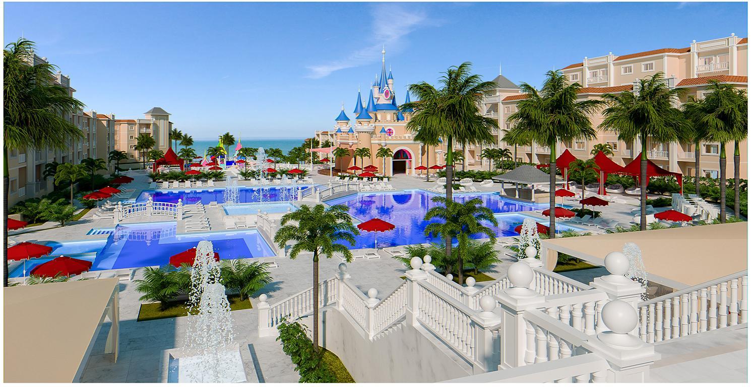 Hotel Fantasia Bahia Principe Tenerife - swim-up junior suites - Golf del Sur