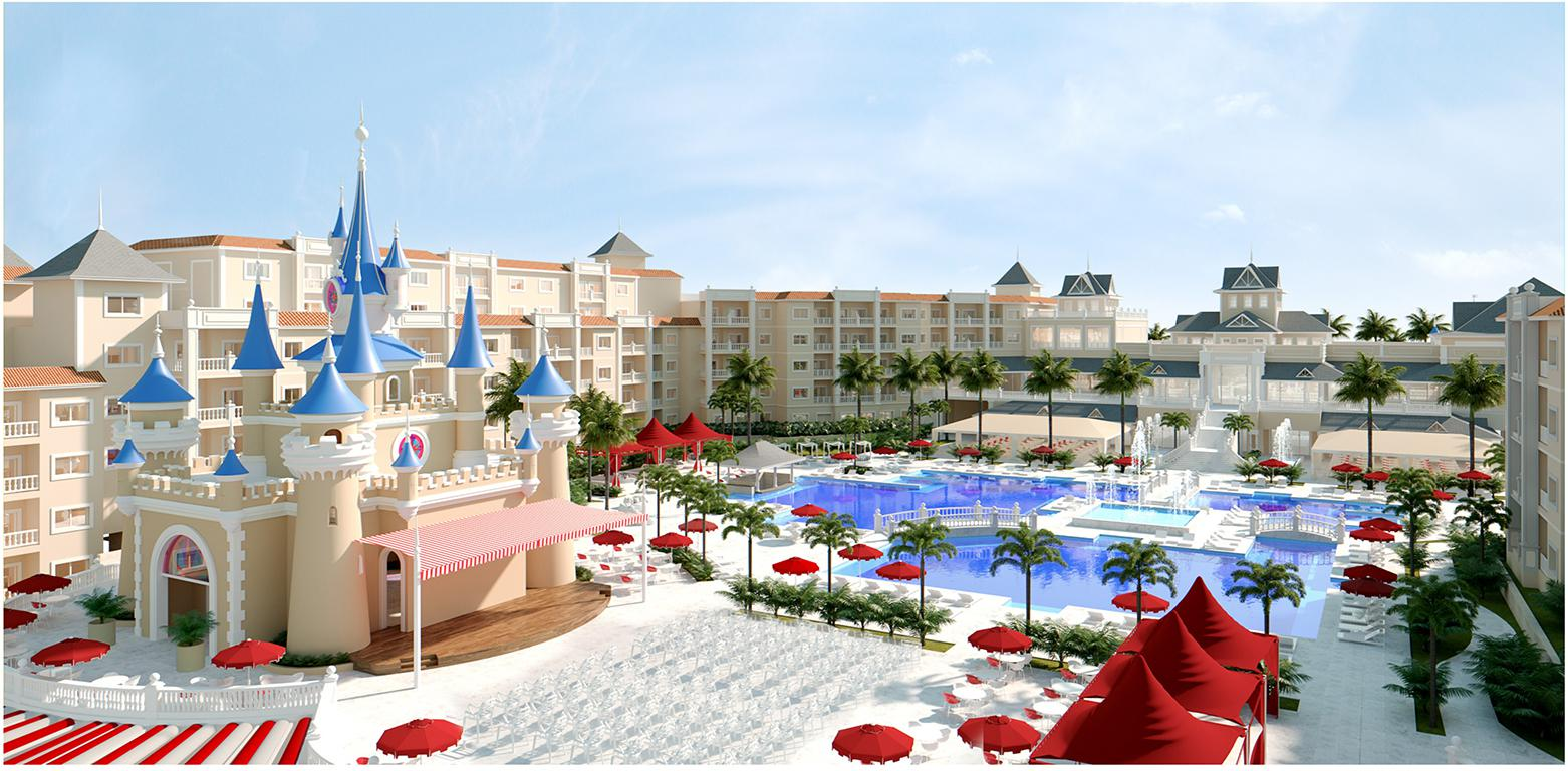 Hotel Fantasia Bahia Principe Tenerife - swim-up junior suites