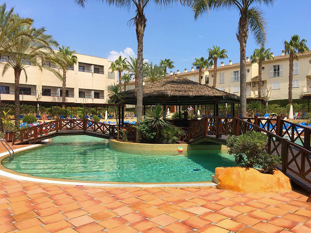 Vakantie Appartementen Estival Park in La Pineda (Costa Dorada, Spanje)