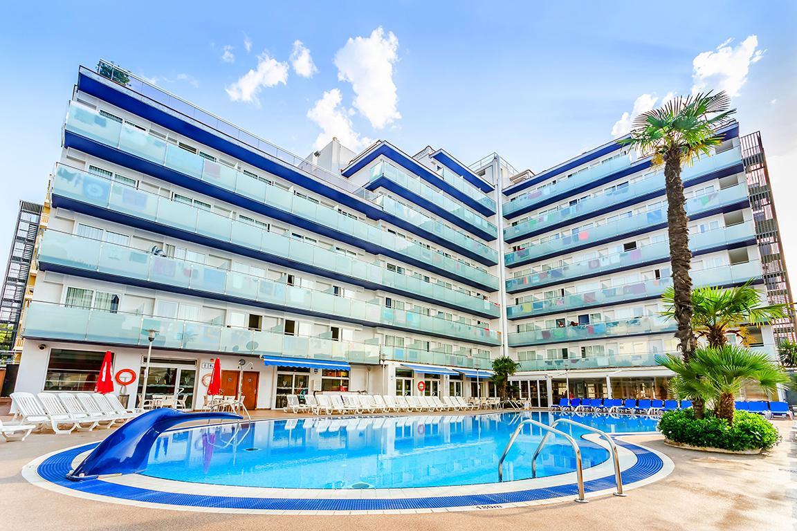 Vakantie Hotel Mar Blau in Calella (Costa Brava, Spanje)
