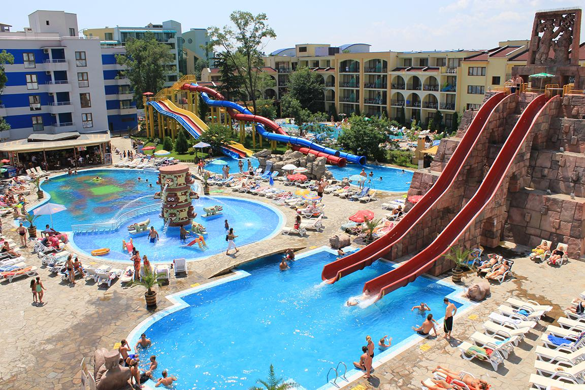 Hotel Kuban - all inclusive - Sunny Beach