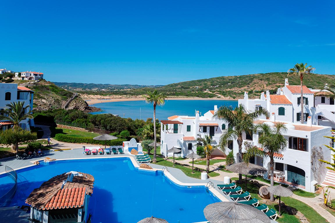 Vakantie Carema Garden Village in Fornells (Menorca, Spanje)
