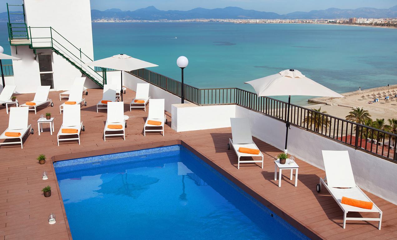 All inclusive vakantie Appartementen Whala! Beach in El Arenal (Mallorca, Spanje)