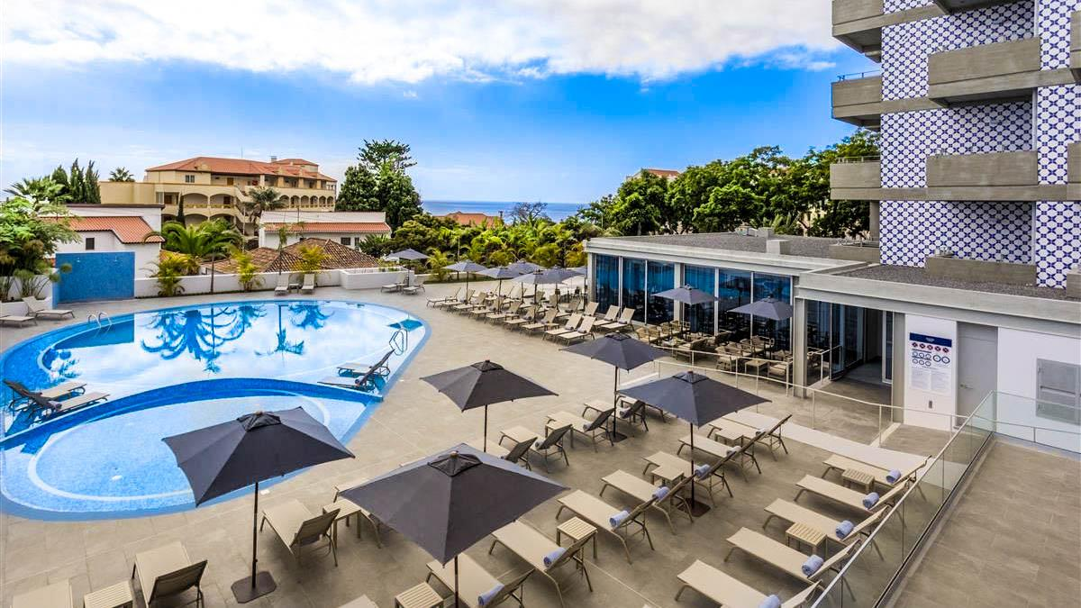 Sfeerimpressie Hotel Allegro Madeira - adults only
