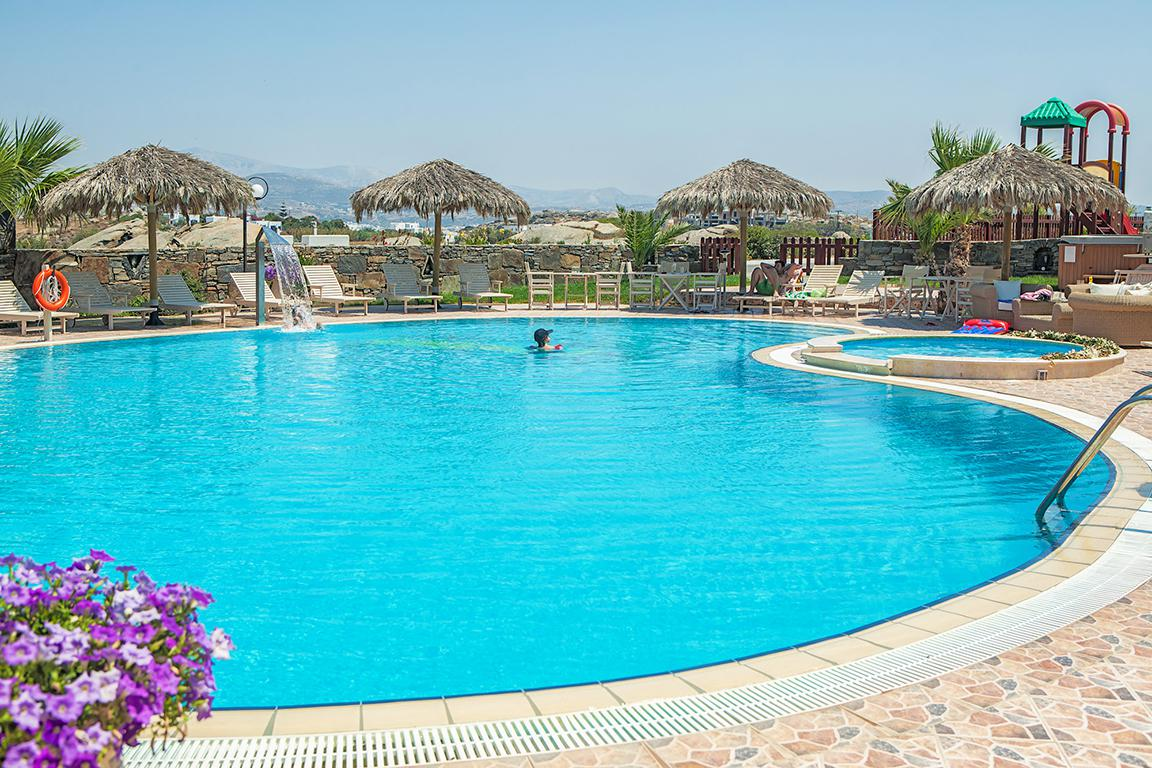 Naxos Golden Sun Hotel & Luxury Suites - Stelida